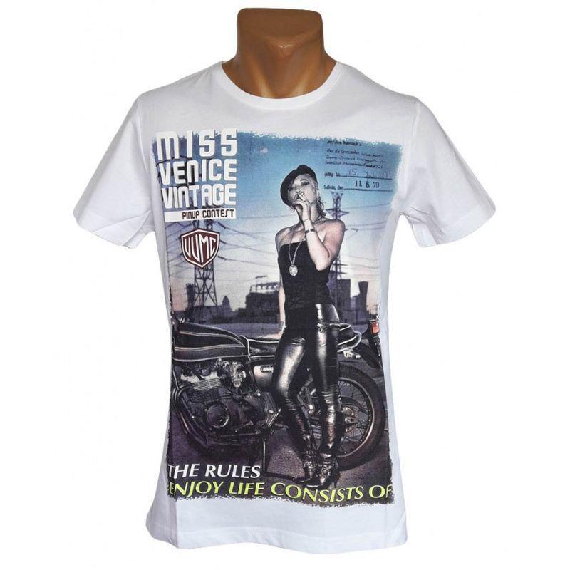 Чоловіча футболка Miss Місті Vintage