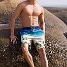 Пляжные шорты Gailang. Цвет: разноцветный, фото 5