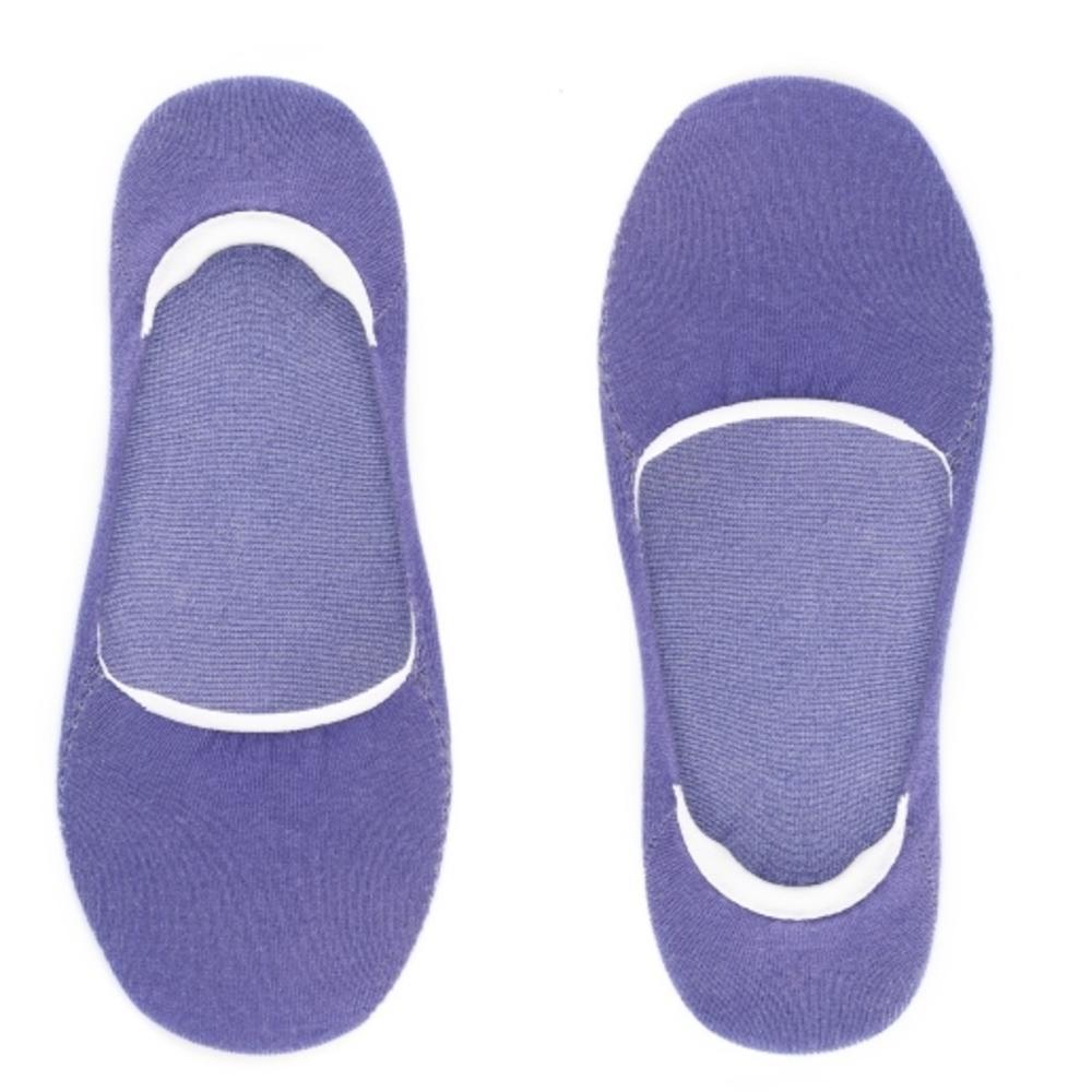 Фіолетові шкарпетки-сліди від LoveMySocks