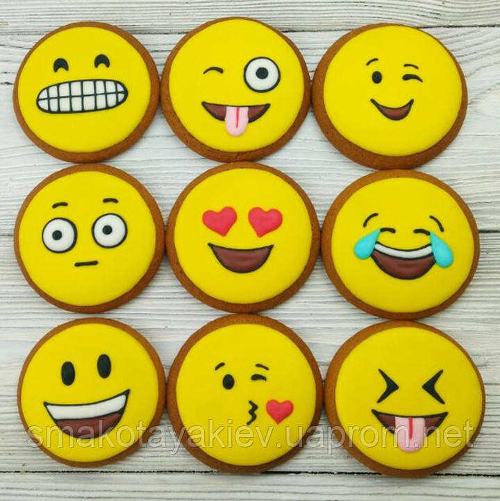 "Пряник - ""Emoji"""