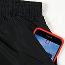 Крутые шорты для мужчин Tauwell. Цвет: черный, фото 5