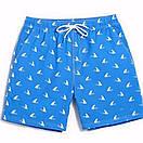 Стильные шорты синего цвета Gailang, фото 3