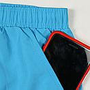 Пляжные шорты Tauwell. Цвет: голубой, фото 8