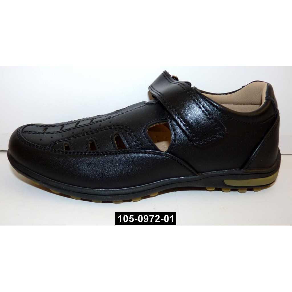 Летние туфли, сандалеты Tom.m для мальчика, 28 размер, школьные, супинатор, 105-0972-01
