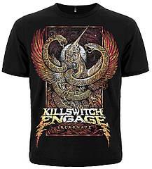 "Футболка Killswitch Engage ""Incarnate"", Размер 4XL (XXXL Euro)"