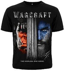 Футболка Warcraft (the movie), Размер 4XL (XXXL Euro)