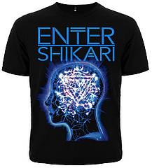 "Футболка Enter Shikari ""The Mindsweep"", Размер 4XL (XXXL Euro)"