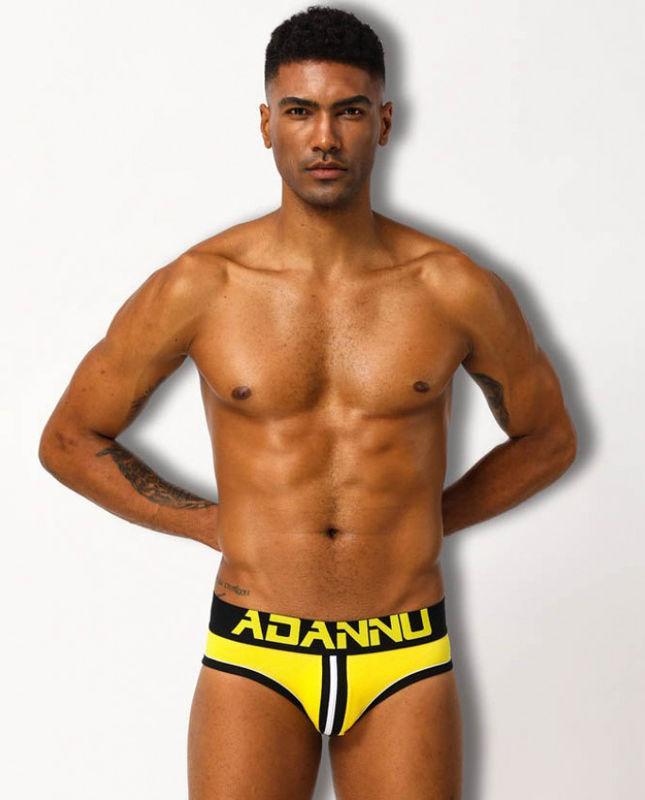 Джоки желтого цвета от бренда Adannu