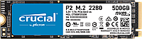 Crucial P2 500 GB (CT500P2SSD8)