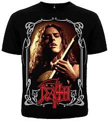 Футболка Death (Chuck Schuldiner), Размер 4XL (XXXL Euro)