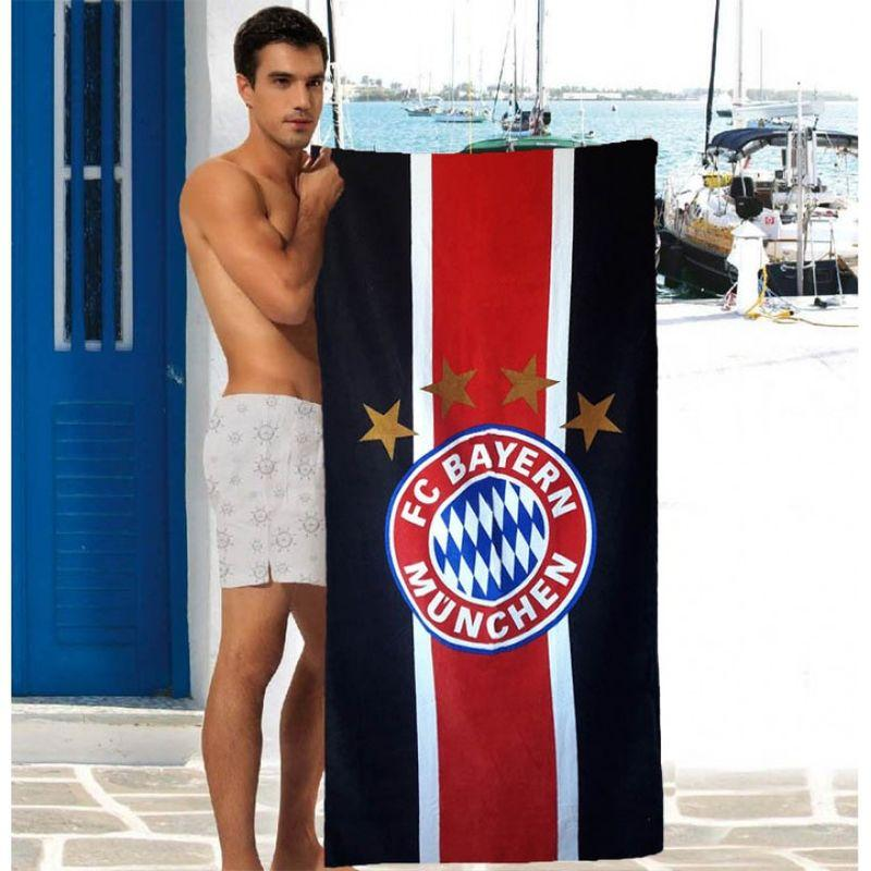 Пляжное полотенце для мужчин FC Bayern Munchen