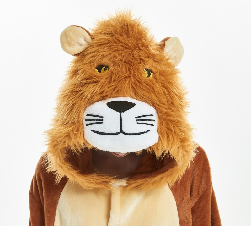 Модный кигуруми Лев