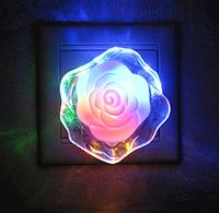 Светильник-ночник VARGO LED Роза светодиодный 220V