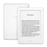 Электронная книга с подсветкой Amazon Kindle All-new 10th Gen. 2019 White
