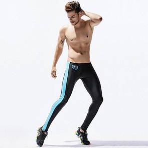 Черные спортивные штаны для мужчин Tauwell