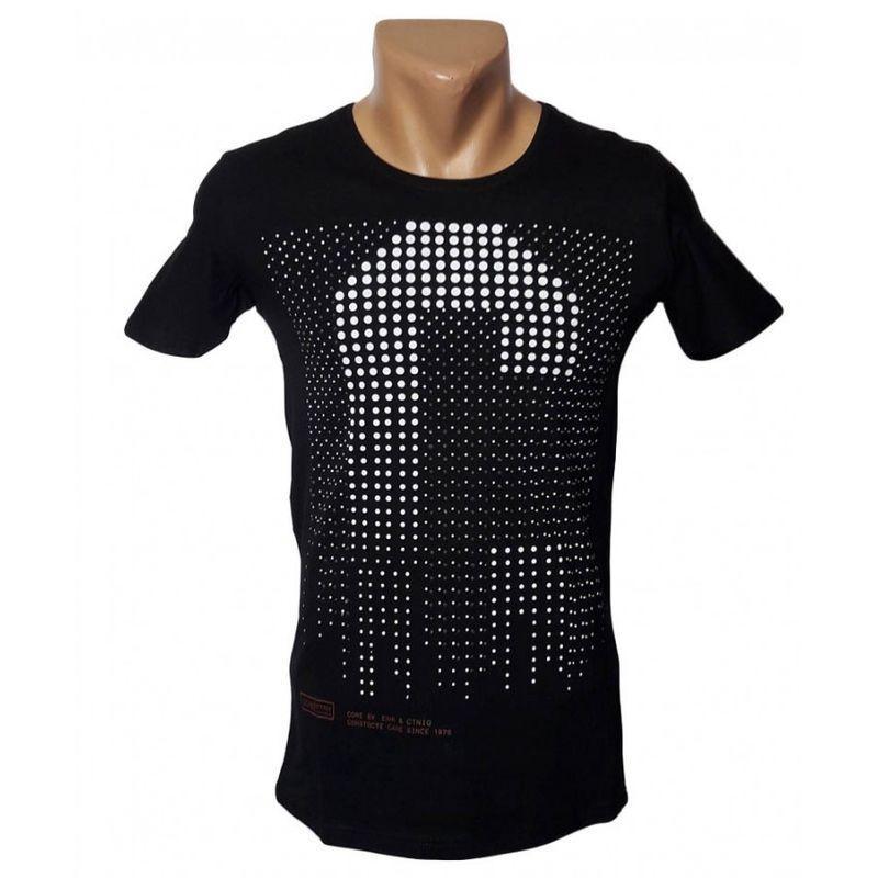 Черная футболка Turkey