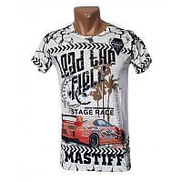 Брендовые футболки Mastiff