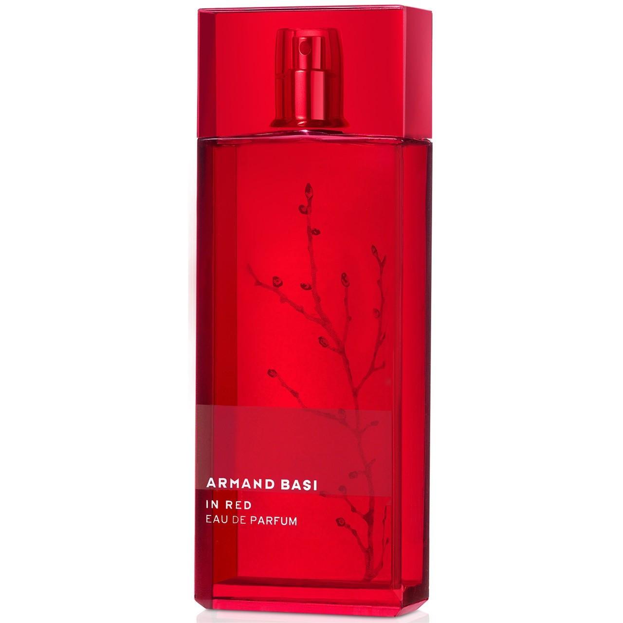 Armand Basi In Red Parfum 100 ml   Женская парфюмированная вода реплика