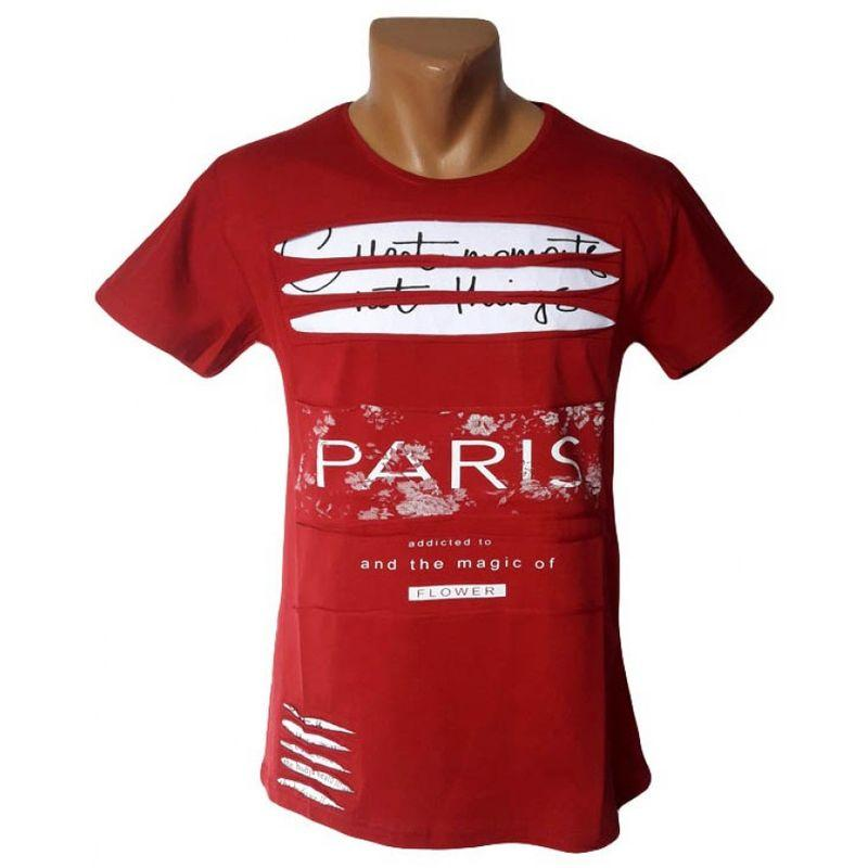 Стильная футболка Paris