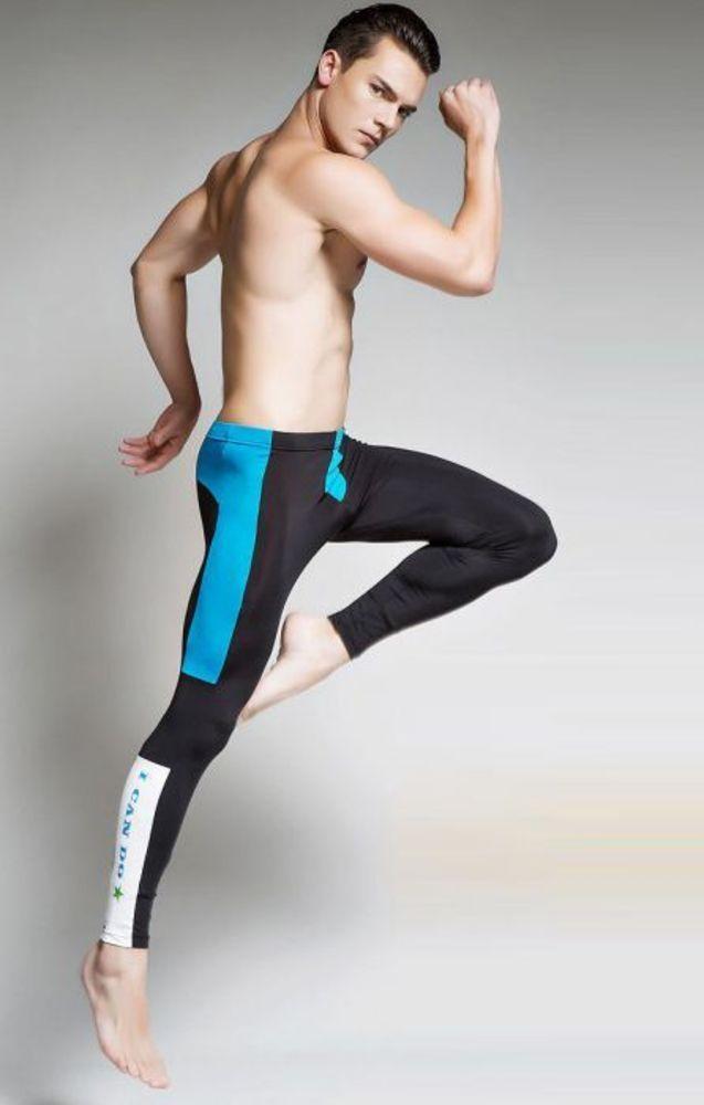 Спортивные штаны SuperBody. Цвет: черный