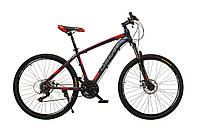 """Велосипед Oskar 26""""M119 синий (рама - алюминий, переключатели Snimano)"""