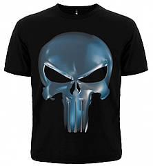 Футболка Punisher (skull), Размер 4XL (XXXL Euro)