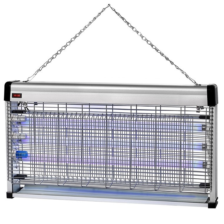 Уничтожитель насекомых DELUX AKL-40 3*20Вт ловушка для насекомых