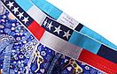 Модные мужские подштанники небесного цвета, фото 6