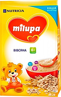 Молочна каша Milupa Вівсяна 210 г