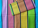 Наволочка 60*60 разноцветная, фото 2