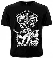 """Футболка Marduk """"Plague Angel"""", Размер 4XL (XXXL Euro)"""