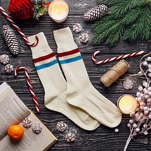 """Зимние шерстяные носки """"ALCONA"""" от Sammy Icon"""