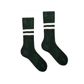 """Теплые носки """"VERT"""" темно-зеленого цвета от Sammy Icon"""