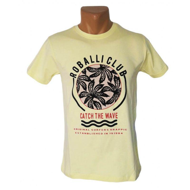Морская футболка Roballi Club