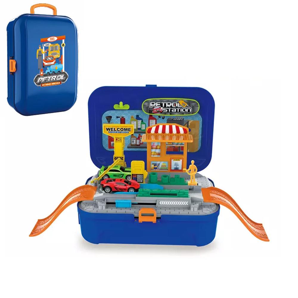 Детский игровой набор Заправка  8018-18WB