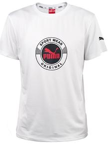 PUMA футболка з принтом