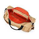 Оригінальна спортивна сумка BMW Duffle Bag Modern, Sand (80222466225), фото 3