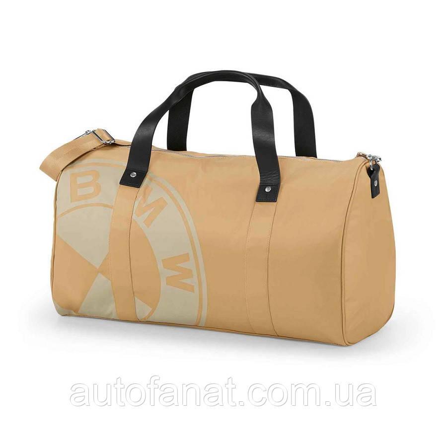 Оригінальна спортивна сумка BMW Duffle Bag Modern, Sand (80222466225)