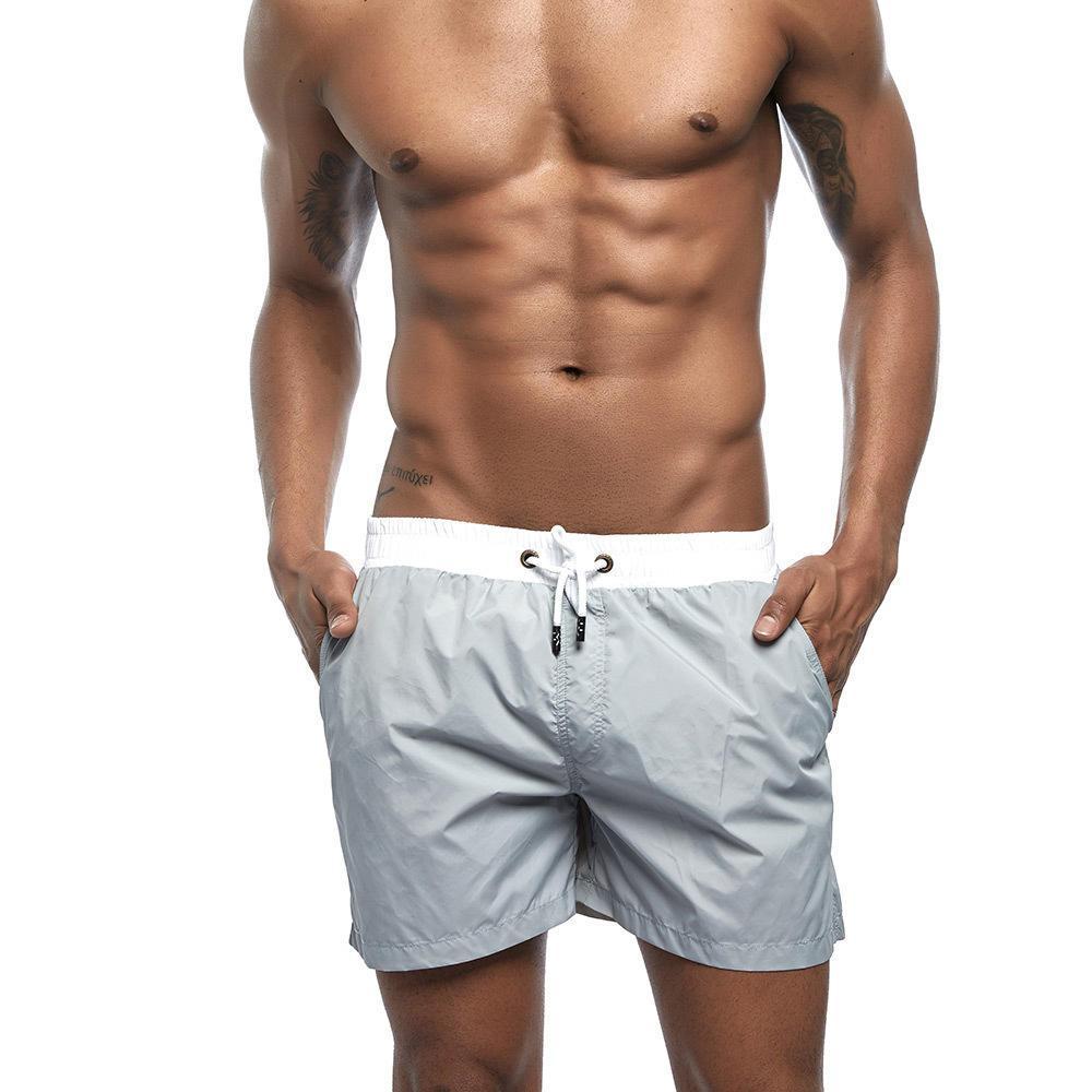 Серые шорты для пляжа Sport Line