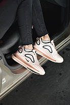 Кроссовки Nike Air Max 720 Pink, Женские, Розовые,Текстиль. Кросівки Жіночі, Рожеві, Текстиль,38-39-40-41, фото 3