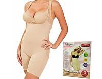 Комбидресс L/XL Slim Shapewear телесный | Корректирующее женское белье, фото 1