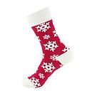 """Новогодние носки """"Снежинка"""" от Friendly Socks, фото 2"""