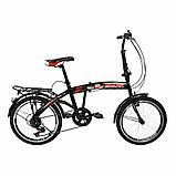 """Складной велосипед Spark Fuze 20"""" от 130 до 175 см, фото 2"""