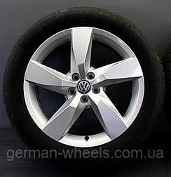 Оригинальные диски R17 VW T-Cross