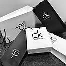 Пакет Сalvin Кlein белый для подарочной коробки, фото 7