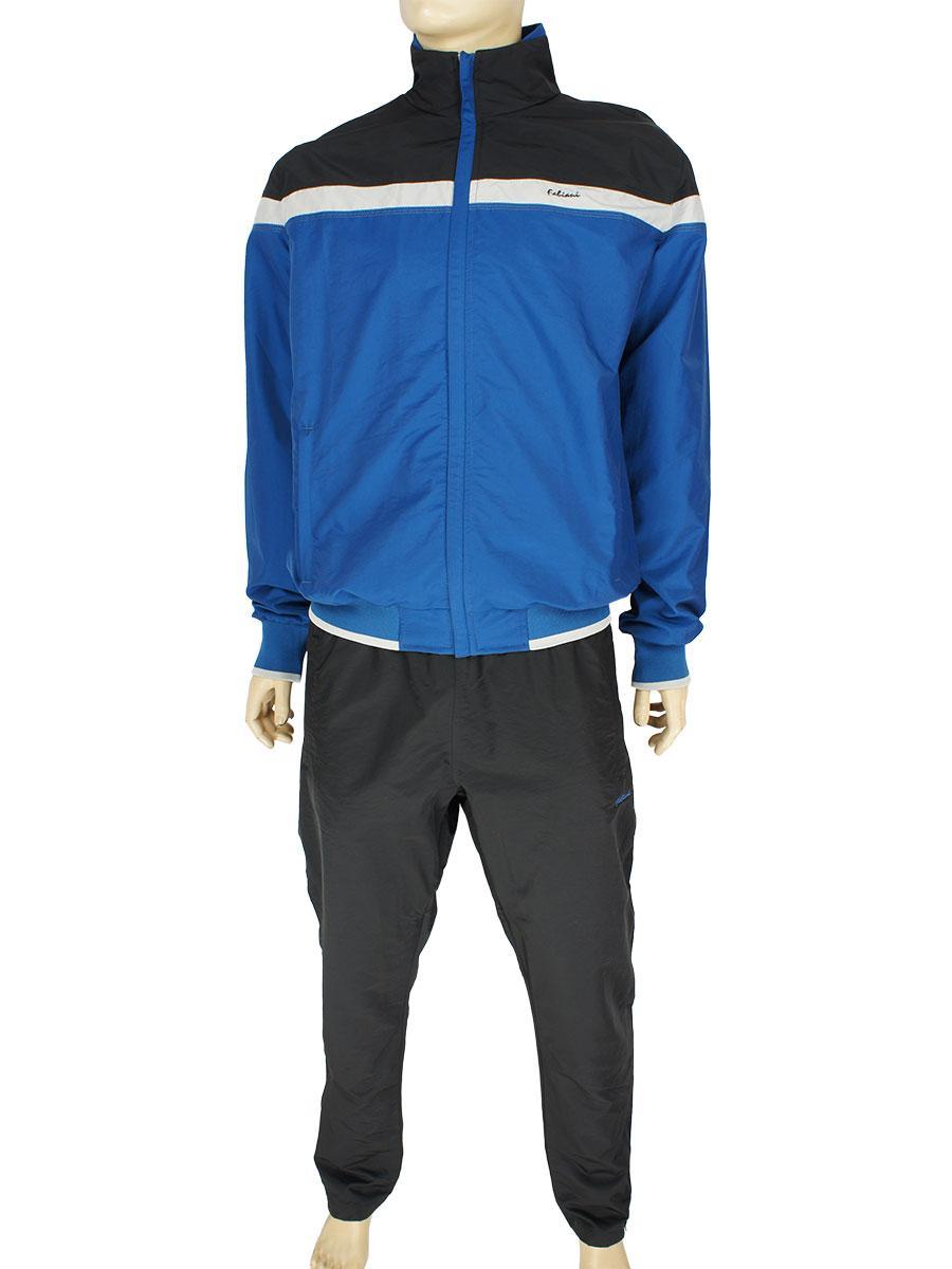 Спортивный костюм  мужской Fabiani 590304 H Indigo/Black