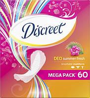 Ежедневные прокладки Discreet Summer Fresh (60шт.)