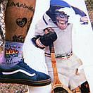 """Шкарпетки сірого кольору """"Гроші не проблема"""", фото 5"""