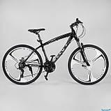 """Горный алюминевый велосипед 26"""" CORSO EVOLUTION 17"""", фото 2"""