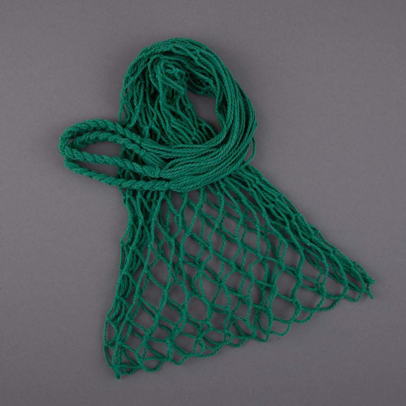 Темно-зеленая авоська от украинского бренда SOX